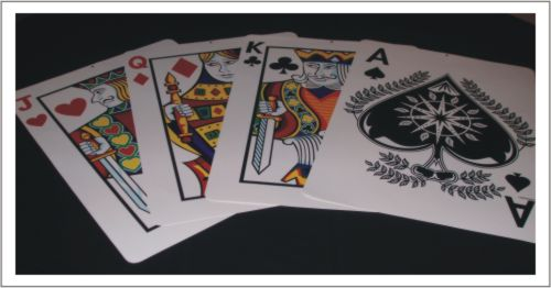Oversized Playing Cards