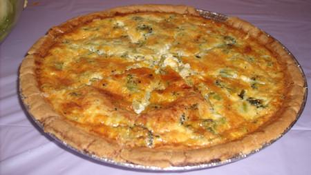... chicken and broccoli quiche easy broccoli quiche chicken sausage