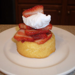 Quick & Easy Strawberry Shortcake
