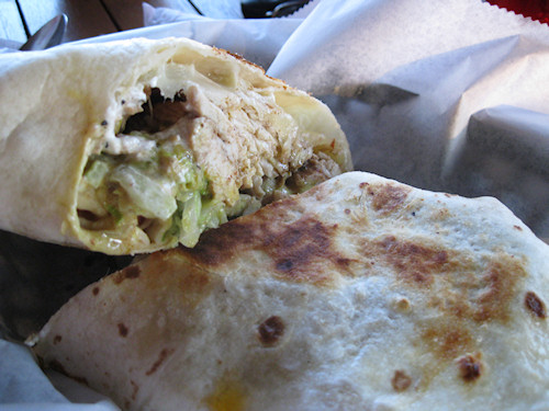 jerk-chicken-wrap