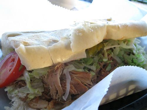 Polla Cuban Sandwich