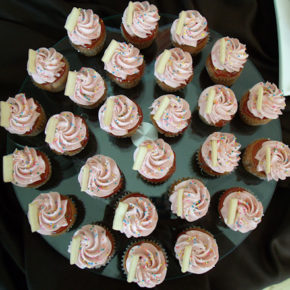 Chocolate Pink Cupcake Contest