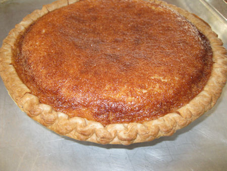 Easy recipes for buttermilk pie