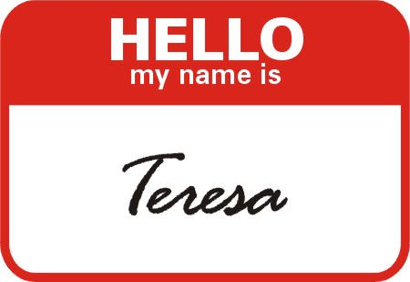 Funny Hello My Name Is Name Tags