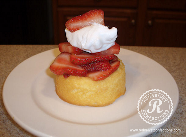 Quick & Easy Strawberry Shortcake