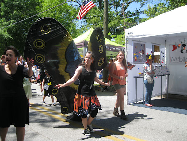 Inman Park Festival Parade