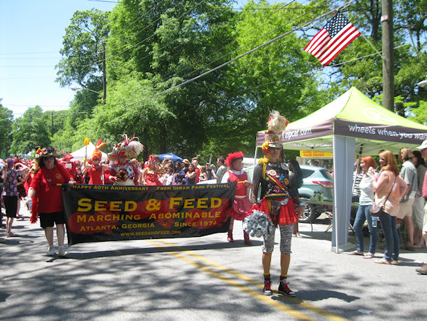 Seed and Feed band