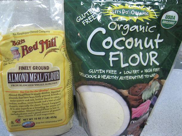 1 Almond and Coconut Flour