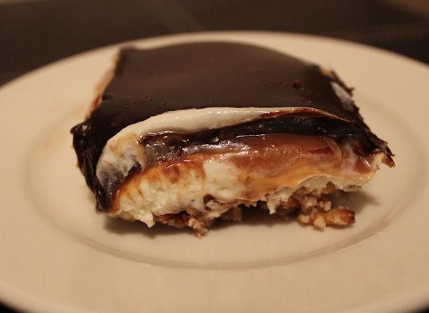1 dk chocolate caramel crunch