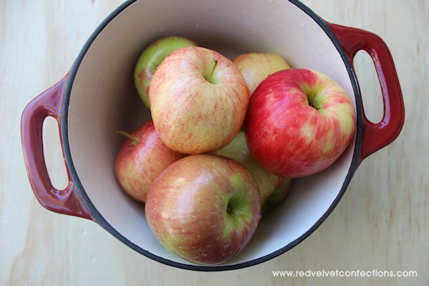1 apples