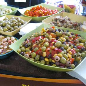 12 olives