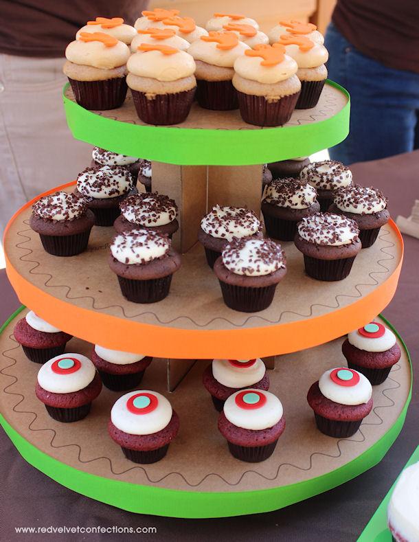 13 Sprinkles Cupcakes