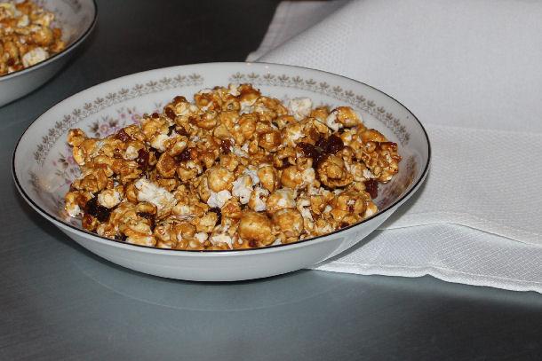4 popcorn
