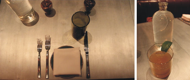 7 GK table setting and cocktail