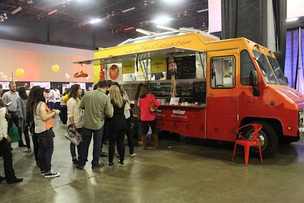 food truck - Texs Tacos