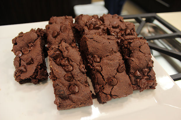18 brownies