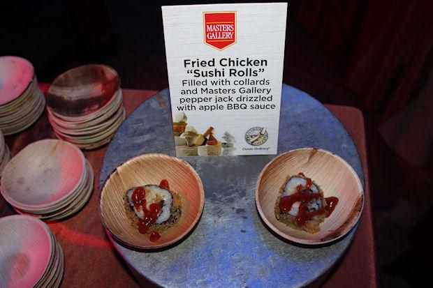 11 Fried Chicken Sushi Rolls