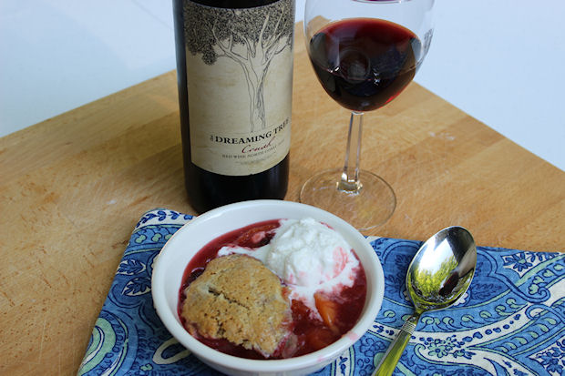 13 wine and cobbler