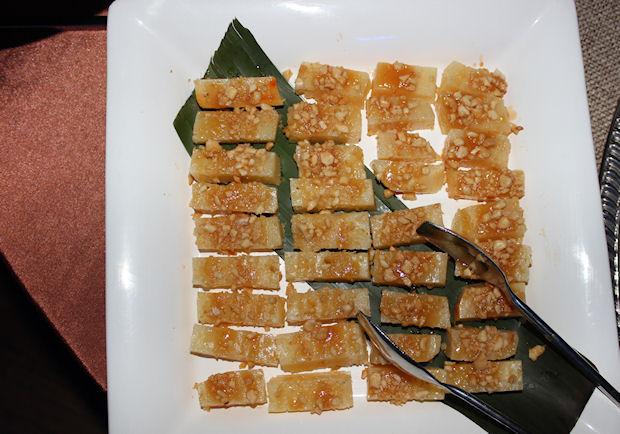 16 Cashew Caramel Cheese Stick