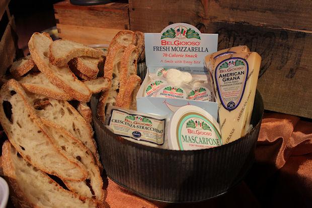5 Assorted BelGioioso Cheeses