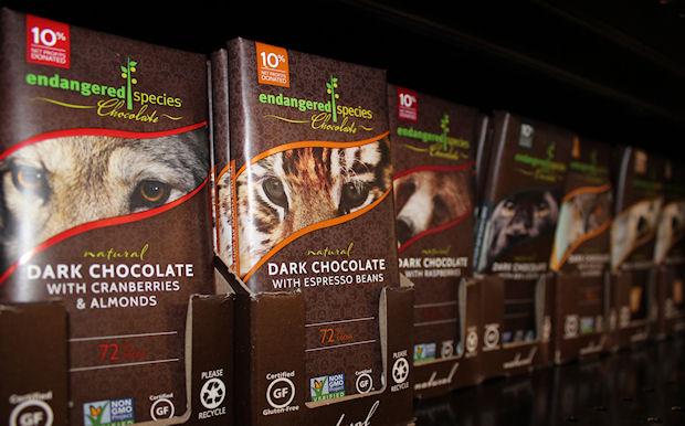4 chocolate