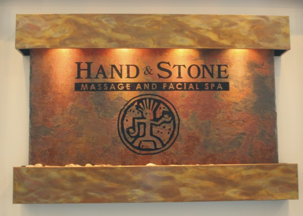 8 hand and stone