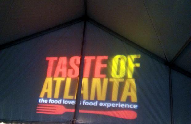 1 taste of atlanta