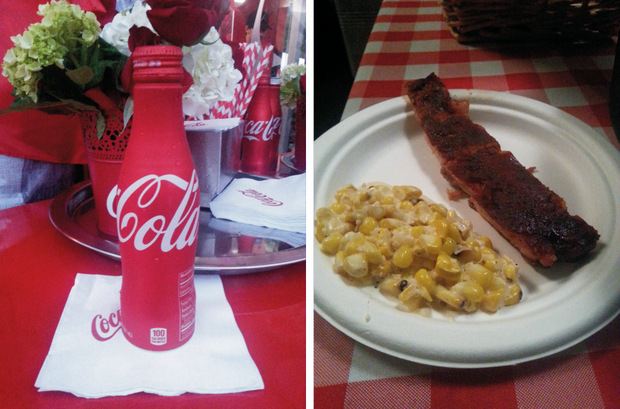 2 coke corn ribs