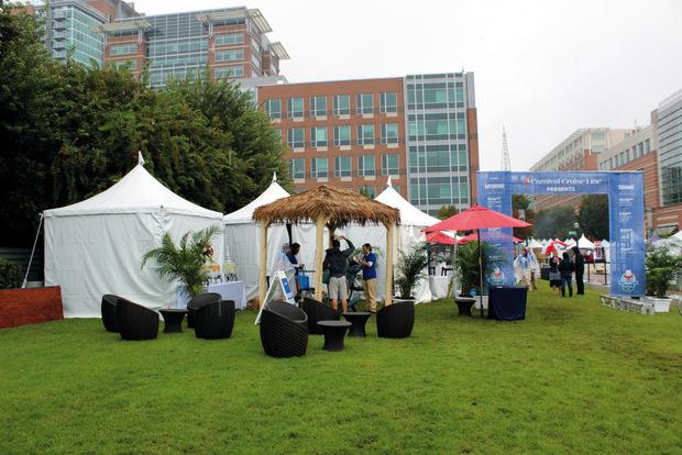1 tents