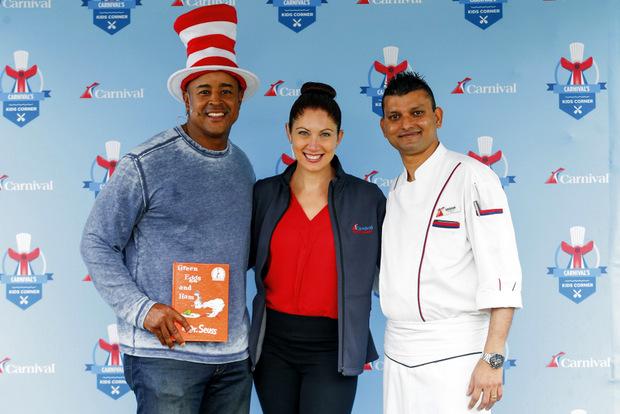 5 Jordan Hostess Chef