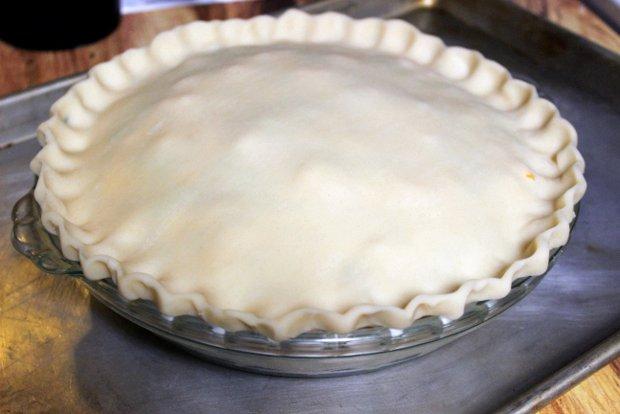 7 chicken pot pie