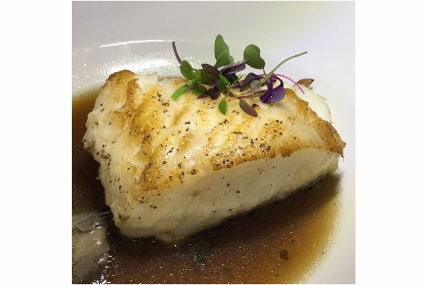 1 chilean sea bass