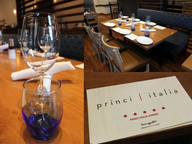 2 princi italia table setting