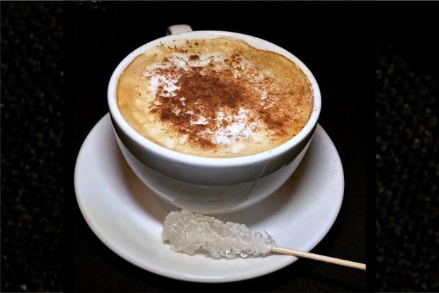 4 cappuccino