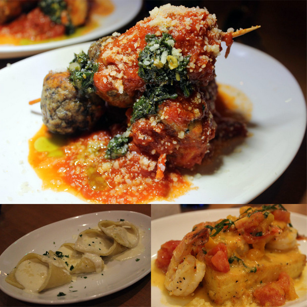 5 appetizers