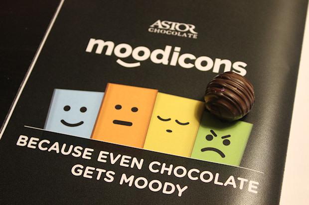 5 Astor moodicons