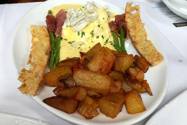 7 eggs milanese