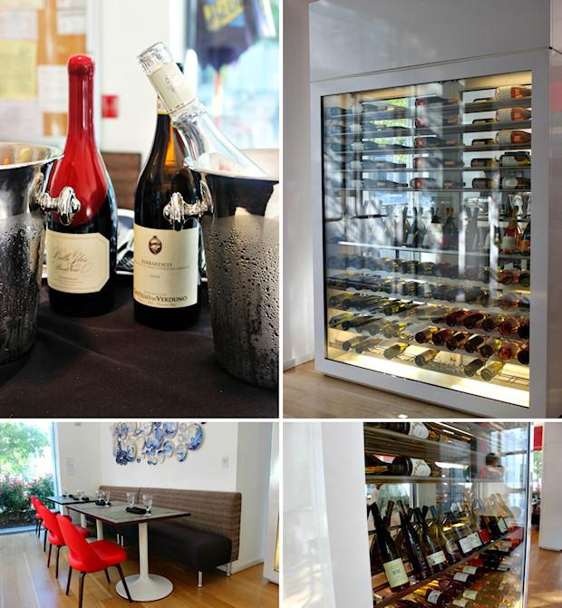 2 wine decor