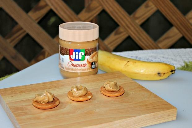 9 cinnamon peanut butter